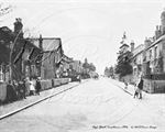Picture of Berks - Crowthorne, High Street c1910s - N1052
