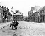 Picture of Berks - Wokingham, Rose Street c1940s - N1097