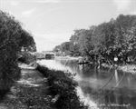 Picture of Berks - Sonning, by the river c1890s - N1816