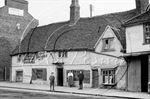 Picture of Berks - Slough, Black Boy Pub c1900s - N2189