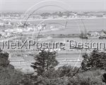 Picture of Guernsey - An aerial view c1930s - N197