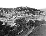 Picture of Devon - Torquay from Warren Hill c1890s - N675