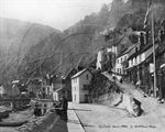 Picture of Devon - Lynmouth c1900s - N1570
