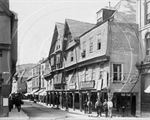 Picture of Devon - Dartmouth, Butterwalk c1890s - N2451