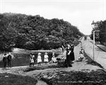 Picture of Essex - Loughton, Reservoir Pond c1910s - N1606