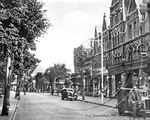 Picture of Hants - Eastleigh, Leigh Road c1940s - N614