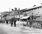 Picture of Herts - Hoddesdon, Market Place c1900s - N1399