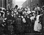 Picture of London, E - Jewish Children c1902 - N2020