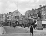 Picture of Salop - Shrewsbury, The Square c1890s - N1750
