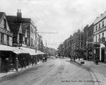 Picture of Somerset - Taunton, East Street c1910s - N1710