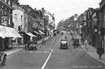 Picture of Surrey - Guildford, High Street c1933 - N2012