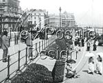 Picture of Sussex - Eastbourne, The Esplanades c1890s - N285