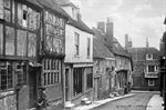 Picture of Sussex - Rye, Street View c1888 - N1920