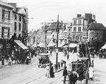 Picture of Warwicks - Coventry, Broadgate c1900s - N1368